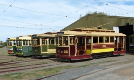 our trams image