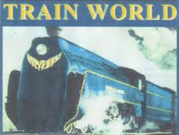 Train World logo